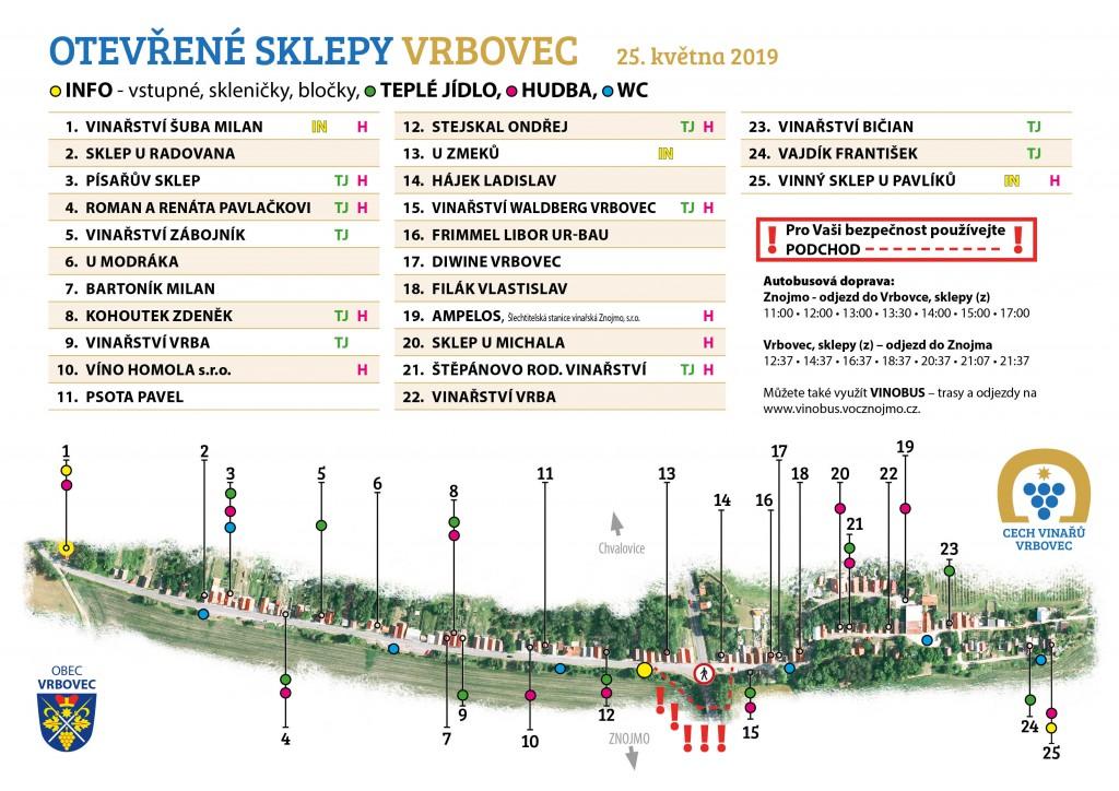 OSV mapka 2019