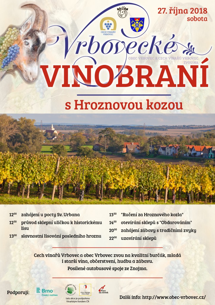 Vrbovecké vinobraní 2018 A3
