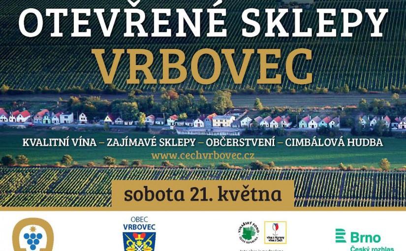 21.5.2016 Otevřené sklepy Vrbovec 2016
