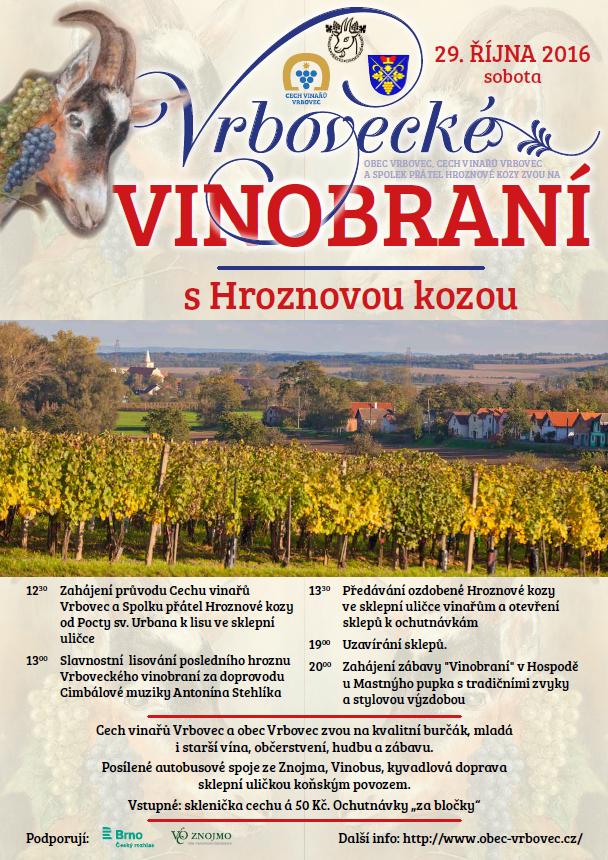 plakát_Vrbovecké vinobraní 2016